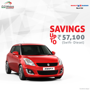 Maruti Swift cars in Delhi - DD Motors