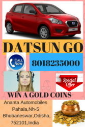 ENJOY THE DATSUN GO DECEMBER RUSH WITH